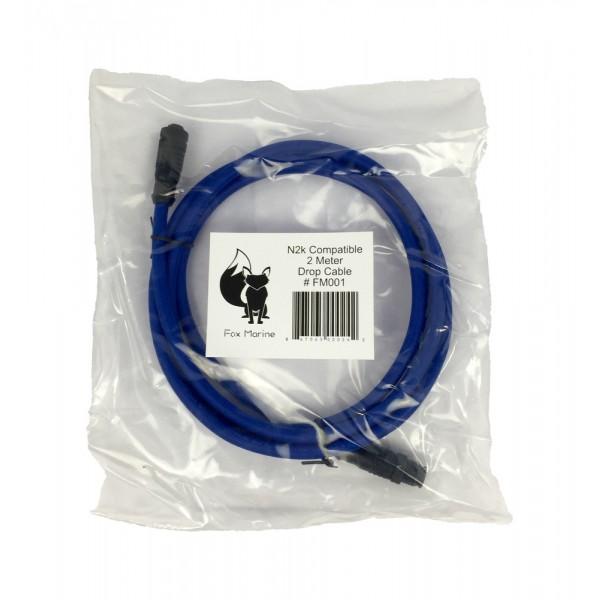 Fox Marine 2 meter Drop Cable