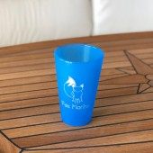 Blue Fox Marine 16oz Silicone Cup